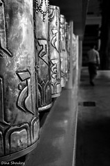 Buddhist temple Mcleodganj (Dina Shoukry) Tags: india mumbai places blackwhite faces gunpati children school waki mcleodganj travel closeups nikon