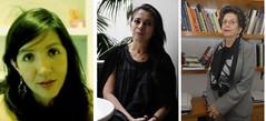 La literatura femenina vista por Julieta García, Carmen Boullosa y Silvia Molina (conectaabogados) Tags: boullosa carmen femenina garcía julieta literatura molina silvia vista