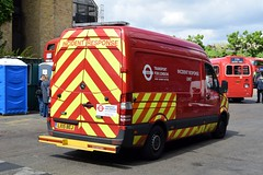 LX15 BEJ (markkirk85) Tags: ash grove bus buses london mercedes benz spinter 316 cdi transport for lx15 bej lx15bej