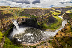 Exploring Palouse! (ashpmk) Tags: water waterfall waterfalls waterbody washington washingtonstate eastwashington pnw nw northwest wideangle nature travel travelphoto