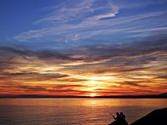 Puesta de sol (Antonio Chacon) Tags: andalucia atardecer marbella málaga mar mediterráneo costadelsol cielo españa spain sunset nubes nature naturaleza agua