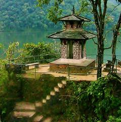 NEPAL, In Pokhara, am Phewa - See, 16067/8326 (roba66) Tags: phewasee reisen travel explore voyages roba66 visit urlaub nepal asien asia südasien pokhara phewalake fewalake water see lake