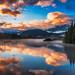 Sunset on Resurrection River