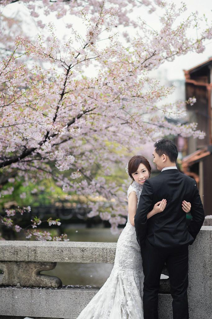 日本婚紗, 京都婚紗, 海外婚紗, 婚紗攝影, 婚攝守恆, 關西婚紗, 櫻花婚紗-5