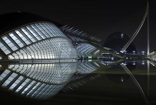 Ciutat de les Arts i de les Ciències (explore)