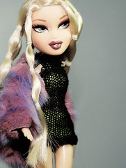 I Deserve It (alexbabs1) Tags: bratz dolls passion 4 fashion nighty nite cloe mgae mga entertainment 2004 tag game takeover blonde cute edgy cool loves it sarah palins bangs