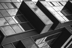 Westlegate Tower again [118/365 2017] (steven.kemp) Tags: westlegate tower norwich architecture building blackandwhite monochrome abstract city urban