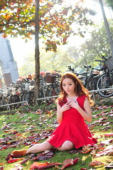Lili1032 (Mike (JPG直出~ 這就是我的忍道XD)) Tags: lili 台灣大學 d300 model beauty 外拍 portrait 2014