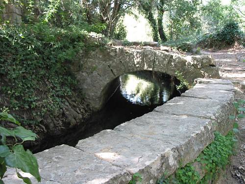 Pont sur le Canal de Sainte-Croix