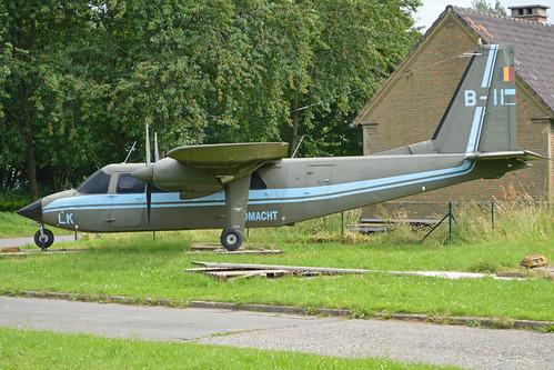 Britten-Norman BN.2B-21 Islander 'B-11/LK'