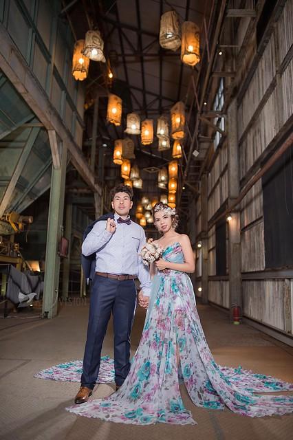 台南自助婚紗 奇美博物館婚紗_022
