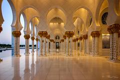 Sheikh Zayed Mosque (The Odyssey Experience) Tags: uae abudhabi travel sheikhzayedmosque