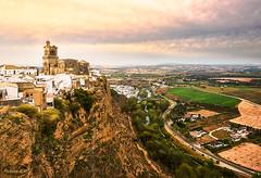 Arcos de la Frontera (PictureJem) Tags: paisaje vistas landscape