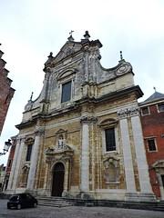 St. Walburga Church (Sint-Walburgakerk), Bruges