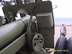 """122mm Gun А-19 5 • <a style=""""font-size:0.8em;"""" href=""""http://www.flickr.com/photos/81723459@N04/34439224321/"""" target=""""_blank"""">View on Flickr</a>"""