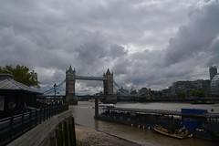 London Clouds (atomo_3) Tags: london towerbridge