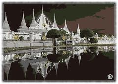 Thailand Siam (reinhard111) Tags: thailand siam tempelanlage wat