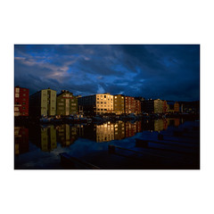 Trondheim, Norway (July 2003) (csinnbeck) Tags: trondheim norway film fuji canon eos 300 analog provia 2003 nikon coolscan