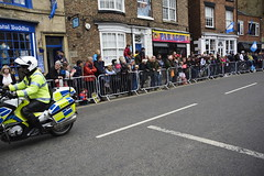 Tour De Yorkshire Stage 2 (505) (rs1979) Tags: tourdeyorkshire yorkshire cyclerace cycling policemotorbike policemotorbikes tourdeyorkshire2017 tourdeyorkshire2017stage2 stage2 knaresborough harrogate nidderdale niddgorge northyorkshire highstreet