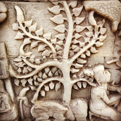 Angkor Wat frieze
