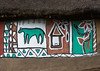 Detail of a painted house, Kembata, Alaba Kuito, Ethiopia (Eric Lafforgue) Tags: abyssinia africa alaba architecture art artistic building color culture day decor decorated decoration depiction design drawing eastafrica ethiopia flower geometric green halaba home horizontal hornofafrica house housing hut illustration kulito mural nopeople nobody outdoors painted painting poverty ruralscene toukoul traditional tukul village ethio1635041 alabakuito kembata