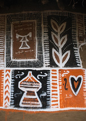 Detail of a painted house, Kembata, Alaba Kuito, Ethiopia (Eric Lafforgue) Tags: abyssinia africa alaba architecture art artistic building color culture day decor decorated decoration depiction design drawing eastafrica ethiopia geometric halaba headrest home hornofafrica house housing hut illustration kulito mural nopeople nobody orange outdoors painted painting pillow poverty ruralscene seat toukoul traditional tukul vertical village ethio163444 alabakuito kembata