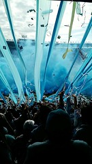 Te alentaremos de corazon !! (FerBollati) Tags: futbol euforia recibimiento amor alegria love belgrano football soccer argentina cordoba euphoria gente people masive