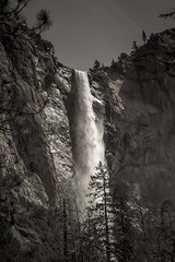 15042017-_DSC0148 (Juan C. Ramon) Tags: waterfall landscape yosemite anseladams blackwhite nature bw