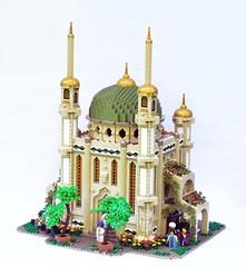 Petrea Central Mosque