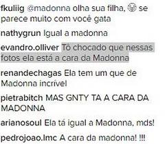 Filha de Michael Jackson chama atenção por semelhança com Madonna em ensaio (portalminas) Tags: filha de michael jackson chama atenção por semelhança com madonna em ensaio
