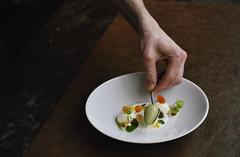 - (Trang  C-Cat ) Tags: food michelin michelinguide finedining dish echoput deechoput hoteldeechoput dutch netherlands veluwe veluwse nikon d3300 restaurant