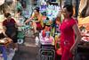 DSCF1890 (NicoHar) Tags: hanoi randomdog redtshirt shop shopkeepers workshop
