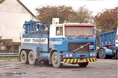 SCUNTHORPE 000000 RDC319X (SIMON A W BEESTON) Tags: immingham econofreight sunter volvo f12 turbo6 rdc319w