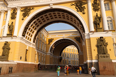 The Arch (VladimirTro) Tags: saintpetersburg россия санктпетербург canon outdoor europe 500d architecture cityscape sunny russia arch colour eos dslr photo photography