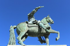 IMG_2548 (valentinperrier) Tags: versailles chateaudeversailles statue cavalier