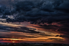 Sliding into Sunday (edmason88) Tags: sunrise weather sliderssunday canon18135mm strathconacounty alberta hss