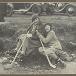 Lady Edith and Lady Mairi, c.1934 thumbnail