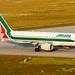 Alitalia | Airbus A320-216 | EI-EIE