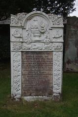 Grave of John Peel, Huntsman (tosh123) Tags: grave churchyard graveyard johnpeel caldbeck cumbria tomb