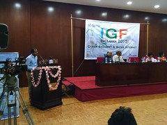 "2017 May 18: Internet Governance Forum, BMICH, Colombo • <a style=""font-size:0.8em;"" href=""http://www.flickr.com/photos/76029069@N00/34818283095/"" target=""_blank"">View on Flickr</a>"