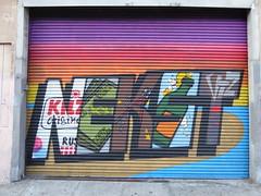 Nekst graffiti, San Francisco (duncan) Tags: graffiti sanfrancisco nekst