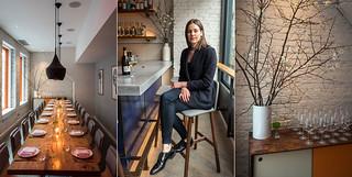 Loring Place wine director Natalie Johnson