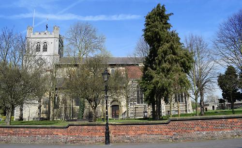 Waltham Abbey Church - Essex