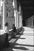 Plaza de España (Fotorob) Tags: compositie lichtschaduw tentoonstellingsgebouw hergebruik expositie spanje architecture cultgezondhwetenschap welzijnkunstencultuur analoog gonzálezanibal tafereel españa spain architectura architectuur sevilla andalusia