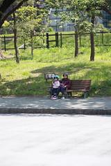 2017-04-30-10h38m54 (LittleBunny Chiu) Tags: 皇居外苑 腳踏車 騎腳踏車 日本 東京 日本旅行 去日本旅行 東京台場 台場 人工沙灘 御台場海濱公園