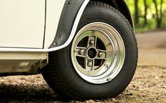 Wheel (Classic Mini's Japan) Tags: classic mini rover cooper alloywheels flii ssr