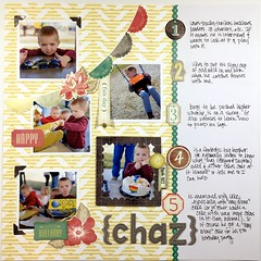 LOAD3 Chaz (girl231t) Tags: 2017 scrapbook paper load517 load3 rsg2 sketch14 load sketchbased 12x12layout layout