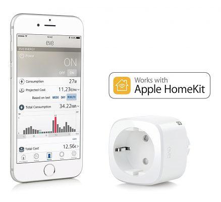 33616257453 ff8a79bd05 - [amazon] Elgato Eve Energy - Kabelloser Stromsensor & Schalter mit Apple HomeKit-Unterstützung für 37€