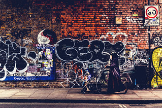 Brick Lane - East London
