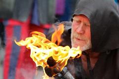 Zierikzee 800 (Omroep Zeeland) Tags: middeleeuwen middeleeuws zierikzee zeeland vuur vuurspuwend monnickendam 800 optreden